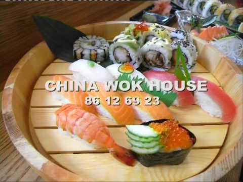 China Wok House Reklame