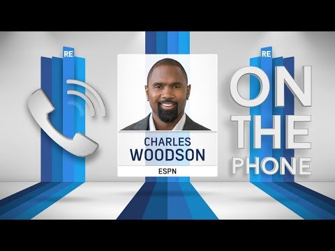 Former NFL Great Charles Woodson Dials in to The Rich Eisen Show | Full Interview | 8/22/17