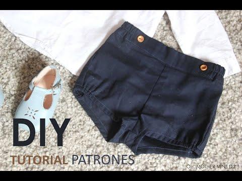 DIY Pantalon de bebe