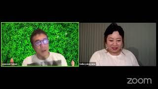 著者山崎拓巳が語る「真の恋愛の極意とは?」対談にて掘り下げます・・・飯野恵子