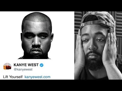 KANYE WEST - LIFT YOURSELF REACTIONS