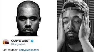 Kanye West - Lift Yourself image