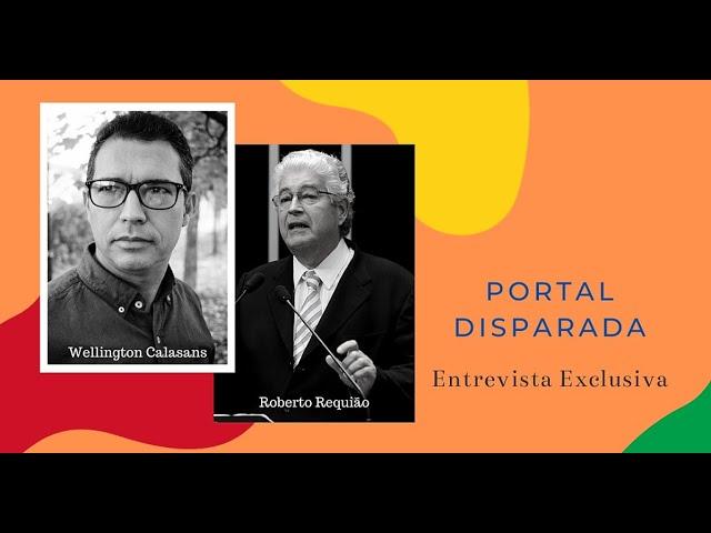Entrevista ao Portal Disparada