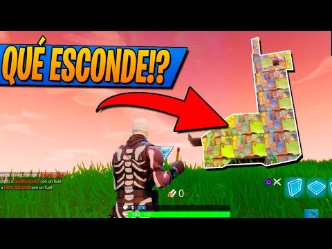 "QUÉ ESCONDE LA ""LLAMA""? Easter Egg Fortnite: Battle Royale"