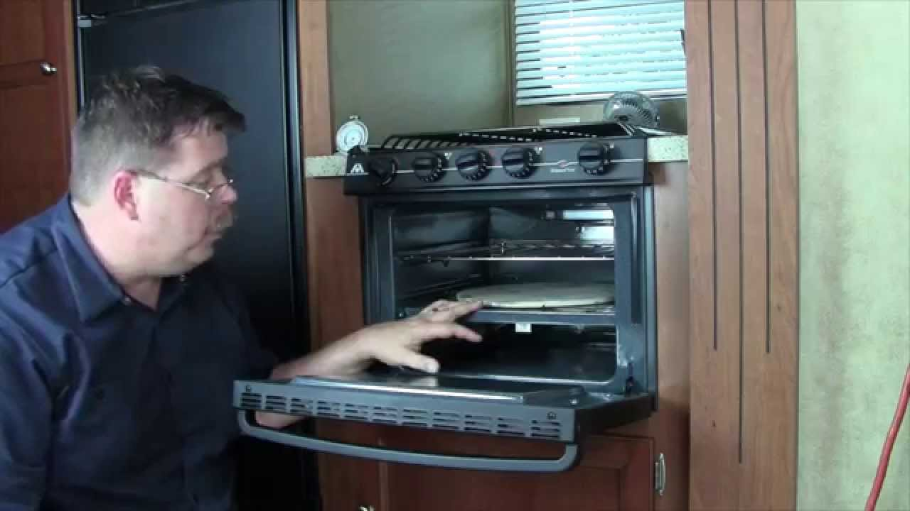 How To Avoid Burning The Food In Your Rv Oven Youtube