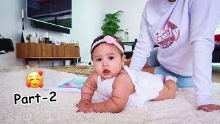 Alaïa Mcbroom Cutest and Funny Moments #2 | The Ace Family
