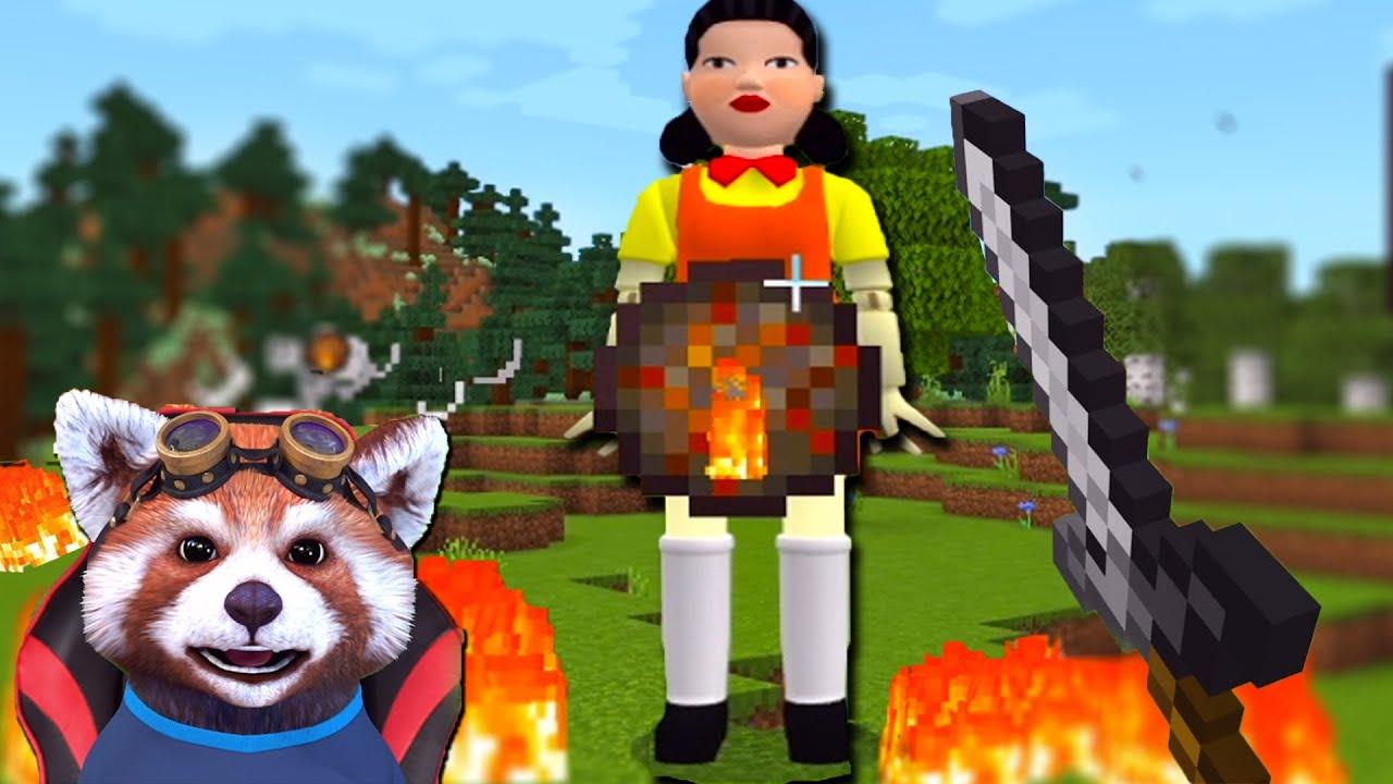 Download PAPUSA SQUID GAME PE SURVIVAL *O Pot Bate?!*