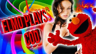 Elmo Steals Your Girl On Black ops 2 (Elmo Voice Trolling)