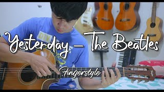 Download Yesterday - The Beatles | Guitar Fingerstyle Cover - Yoseph Hermanto