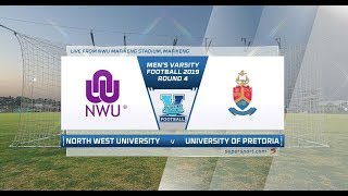 Varsity Football | NWU vs TUKS | Highlights