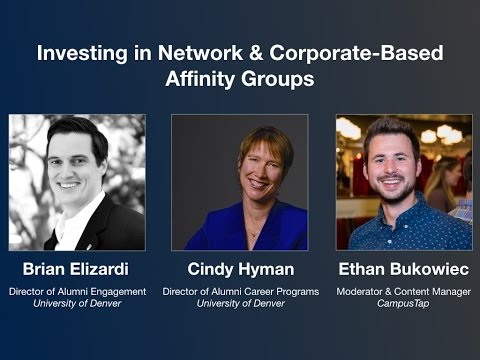 CampusTap: Investing in Network & Corporate-Based Affinity Groups
