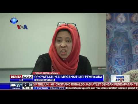 Pusat Studi Islam Global di AS Gelar Dialog Antar Agama