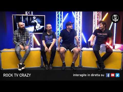 ROCK TV CRAZY 🤡 LIVE SU ROCK TV 🤘🏻📲 10 MAGGIO 2018