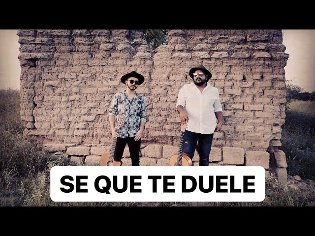 Se que te duele - Alejandro Fernández ft. Morat - EMBRUJO