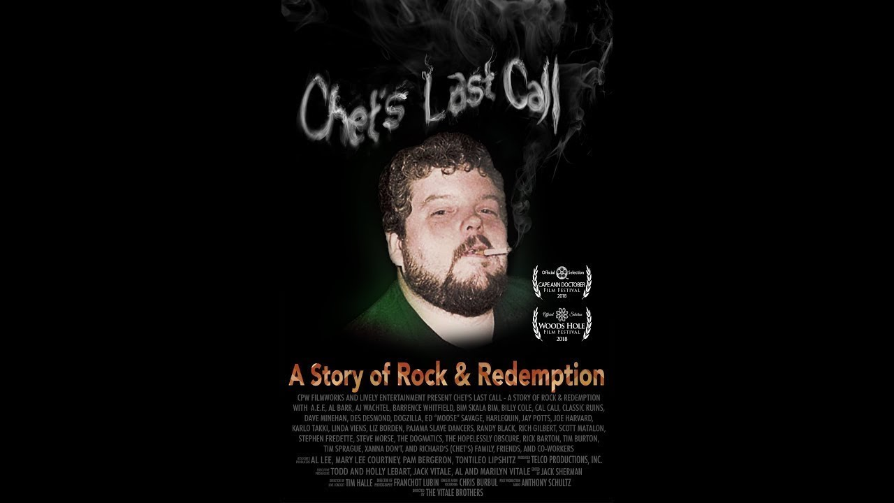 CHET'S LAST CALL: A Story of Rock & Redemption  - Official Trailer