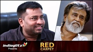 Kabali story revealed by Editor Praveen KL | Red Carpet Interview | About Trailer cuts