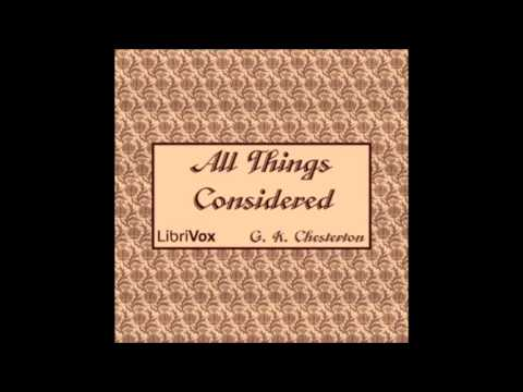 All Things Considered audiobook - part 1