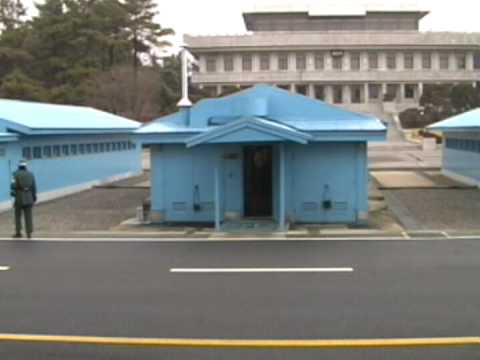 THE DMZ - Korea's Demilitarized Zone