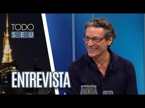 Entrevista Com O Ator Luiz Carlos Vasconcelos - Todo Seu (21/05/18)
