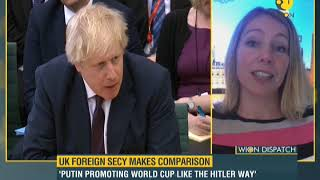 WION Dispatch: Putin compared with Hitler; UK foreign secy suspicious of Putin