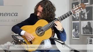 """Rancapino Chico & El Perla in Solera Flamenca. """"Soleá"""""""