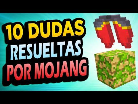 ✅ 10 Cosas Respondidas por Mojang! #4