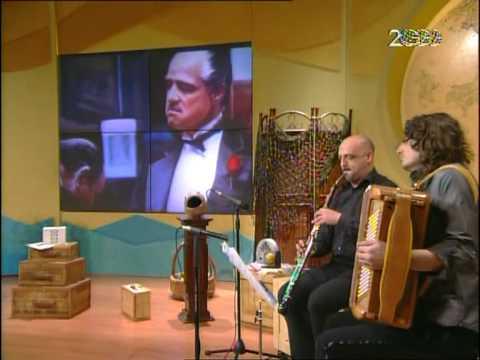 Il Padrino The Godfather - Nino Rota, Marco Lo Russo soundtrack Cinematic on TV2000