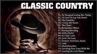 70s & 80s Country Music Hits Playlist - Greatest 1970's & 1980's Country Songs