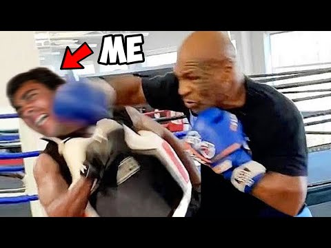 "I Trained Like ""Mike Tyson"" For 30 Days"