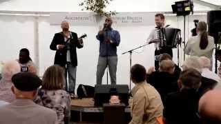 Yared Dibaba & Band bei unserer Jubiläumsfeier