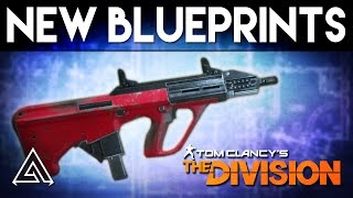 The Division New Blueprints - LVOA-C & Vector 45   Weekly