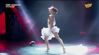 Образ строптивой и озорной невесты примерила на себя Ксения Гомрекелашвили
