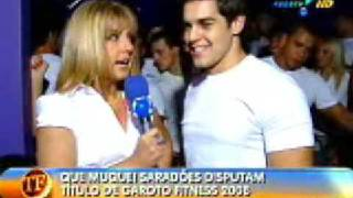 Garoto e Garota Fitness Brasil 2008