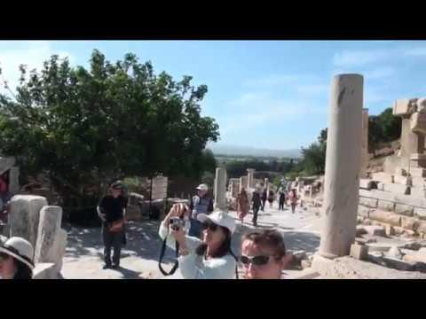 Grand Tour Tureckem _  devátý den _  Bergama a Efes  24. 05. 2015