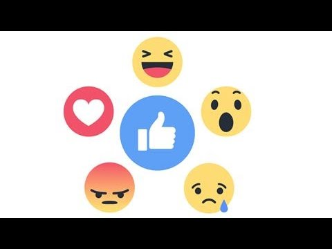 How to Love, Wow, Angry, Sad and Haha on Facebook