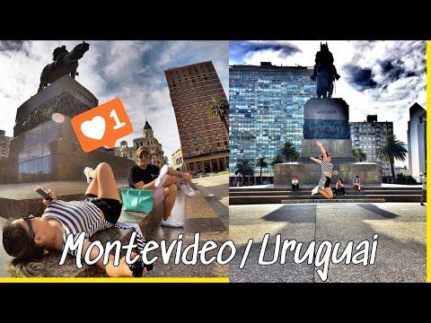 Vlog: Conhecendo Montevideo