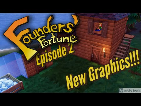 Founders' Fortune | Graphic rework | Episode 2 | |