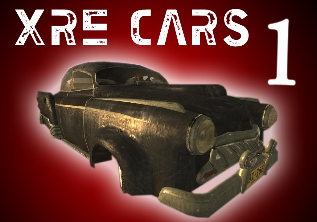 new vegas vehicle mod