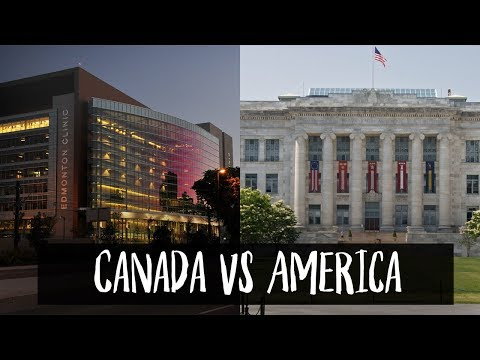 CANADA vs US Medical School Tuition Cost