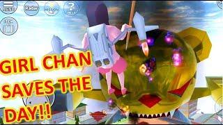 Sakura School Simulator TINY GIRL IS A PLAYABLE CHARACTER!! UPDATE 14.08.2019