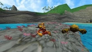 TY the Tasmanian Tiger - Gameplay PS2 HD 720P