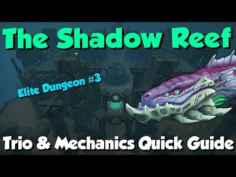 The Shadow Reef Quick Guide - All Bosses Covered! [Runescape 3] Elite Dungeon 3 Help!