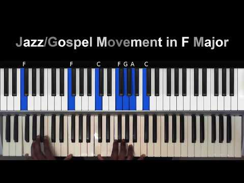 A Really Cool JazzGospel Piano Movement That You Should Know