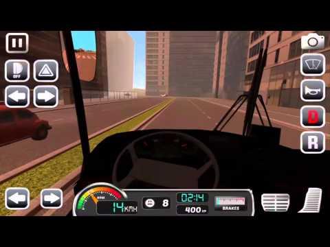 Play Bus Simulator (android) เกมขับรถโดยสาร