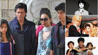 নায়ক শাহ রুখ খান এর জীবন কাহিনী | Biography of Bollywood Actor Shah Rukh Khan 2016 !!