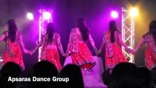 Bollywood Dance Performance in New Zealand | Manukau Diwali 2012 | Apsaras Dance Group