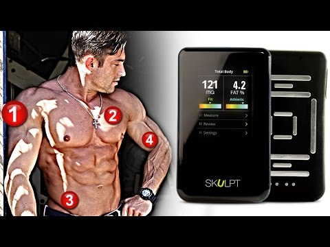 How to Measure Body Fat and Get Shredded Arms and Abs Fast