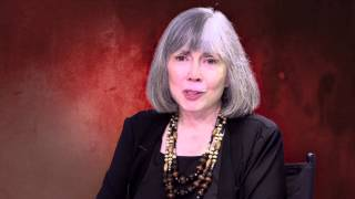 Anne Rice says hello to her UK readers