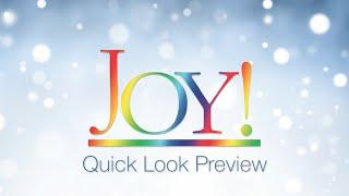 JOY! A Gospel Christmas Celebration for SATB Choirs - Joel Raney