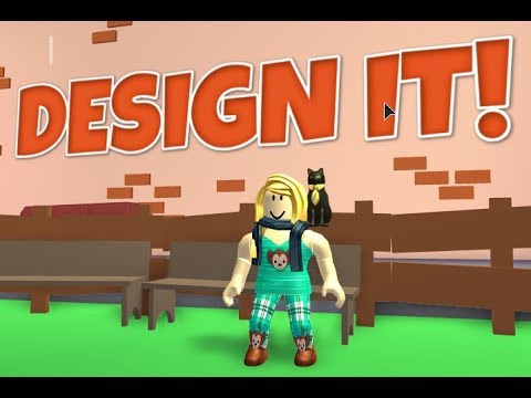 DRESSING UP LIKE A TURKEY FOR THANKSGIVING!!!!   Roblox - Design It!
